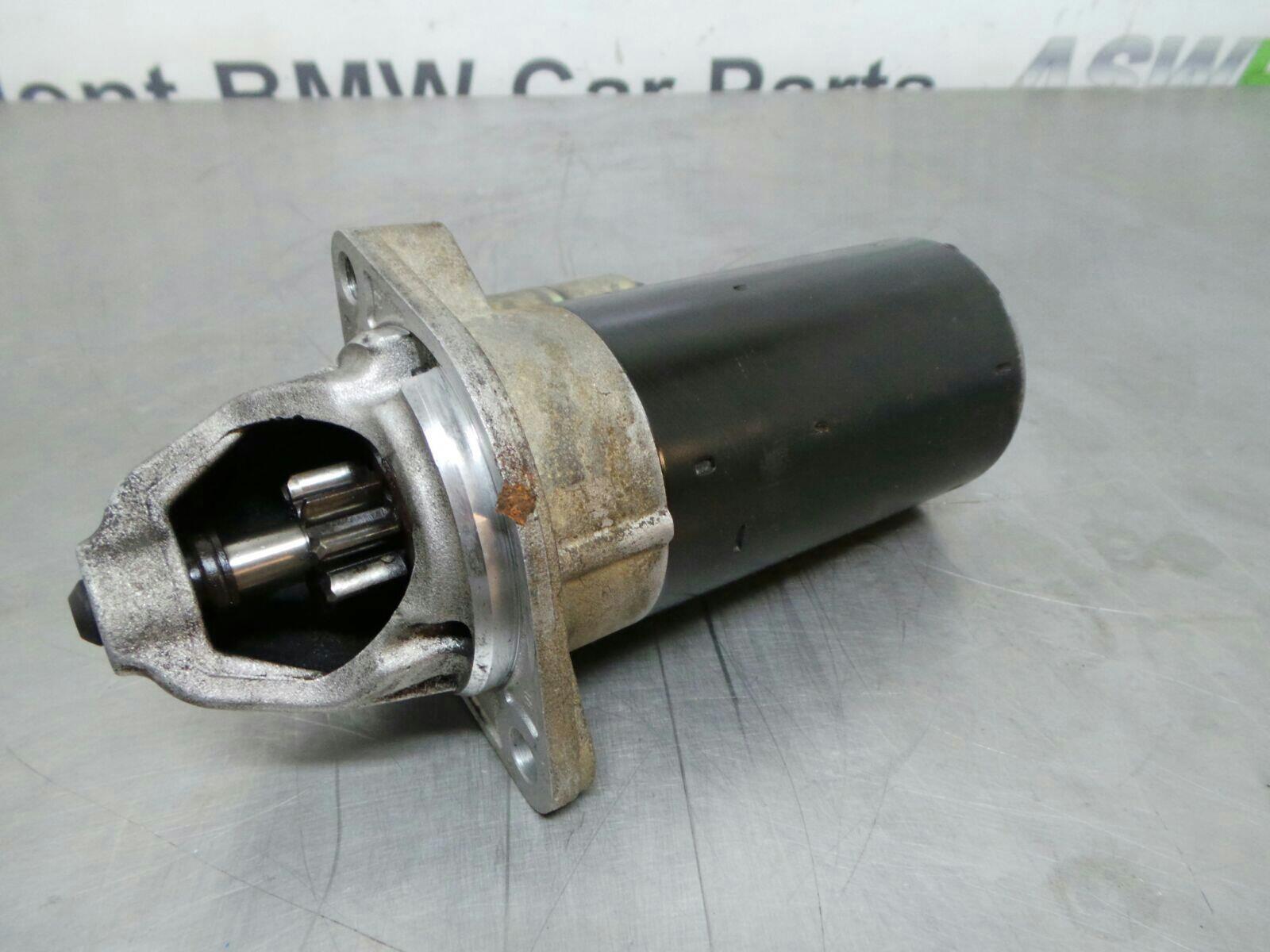 BMW E46 3 SERIES Starter Motor 12427505995