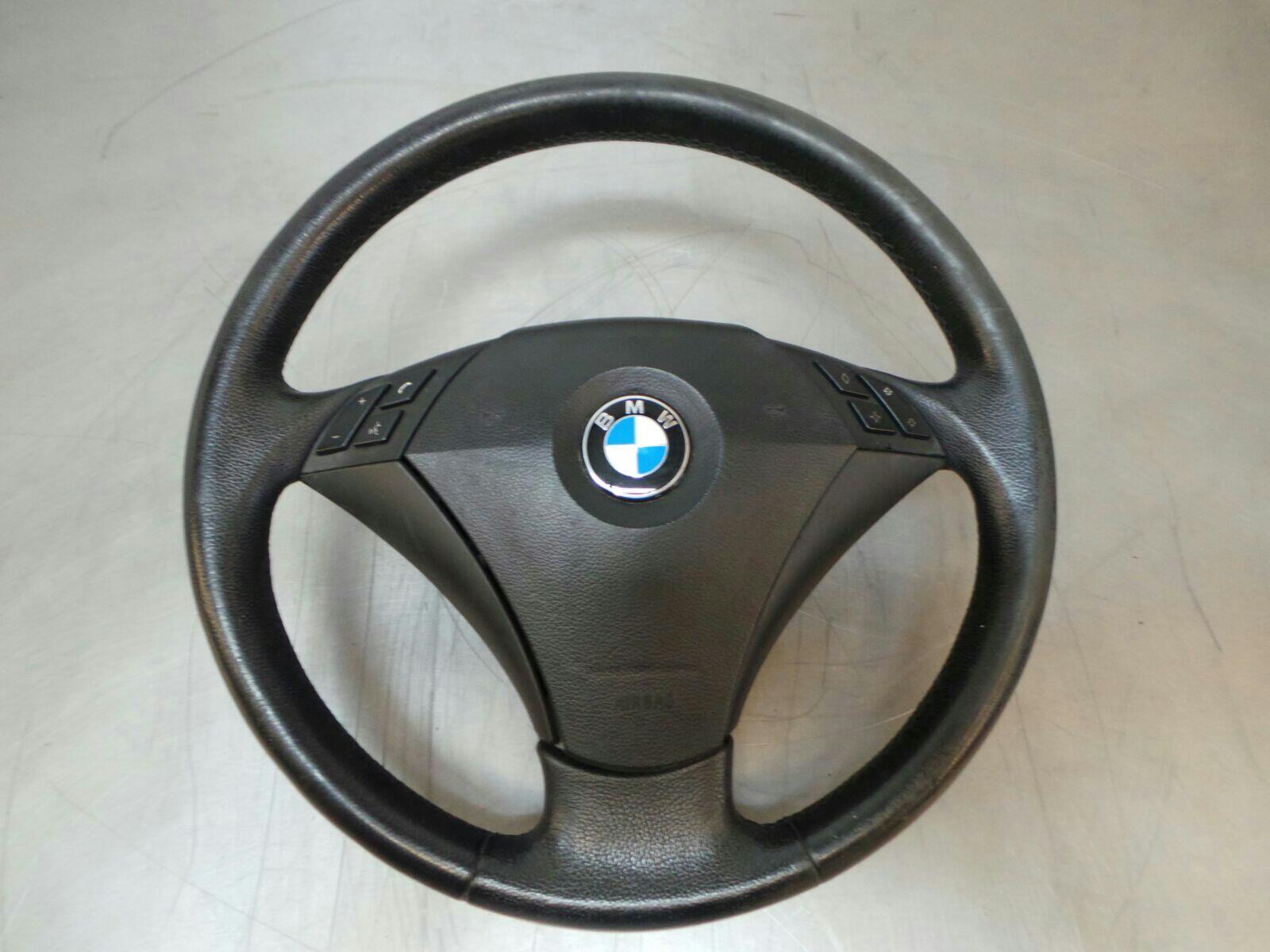 BMW E60 5 SERIES Steering Wheel / Airbag 32346776425/32346763359