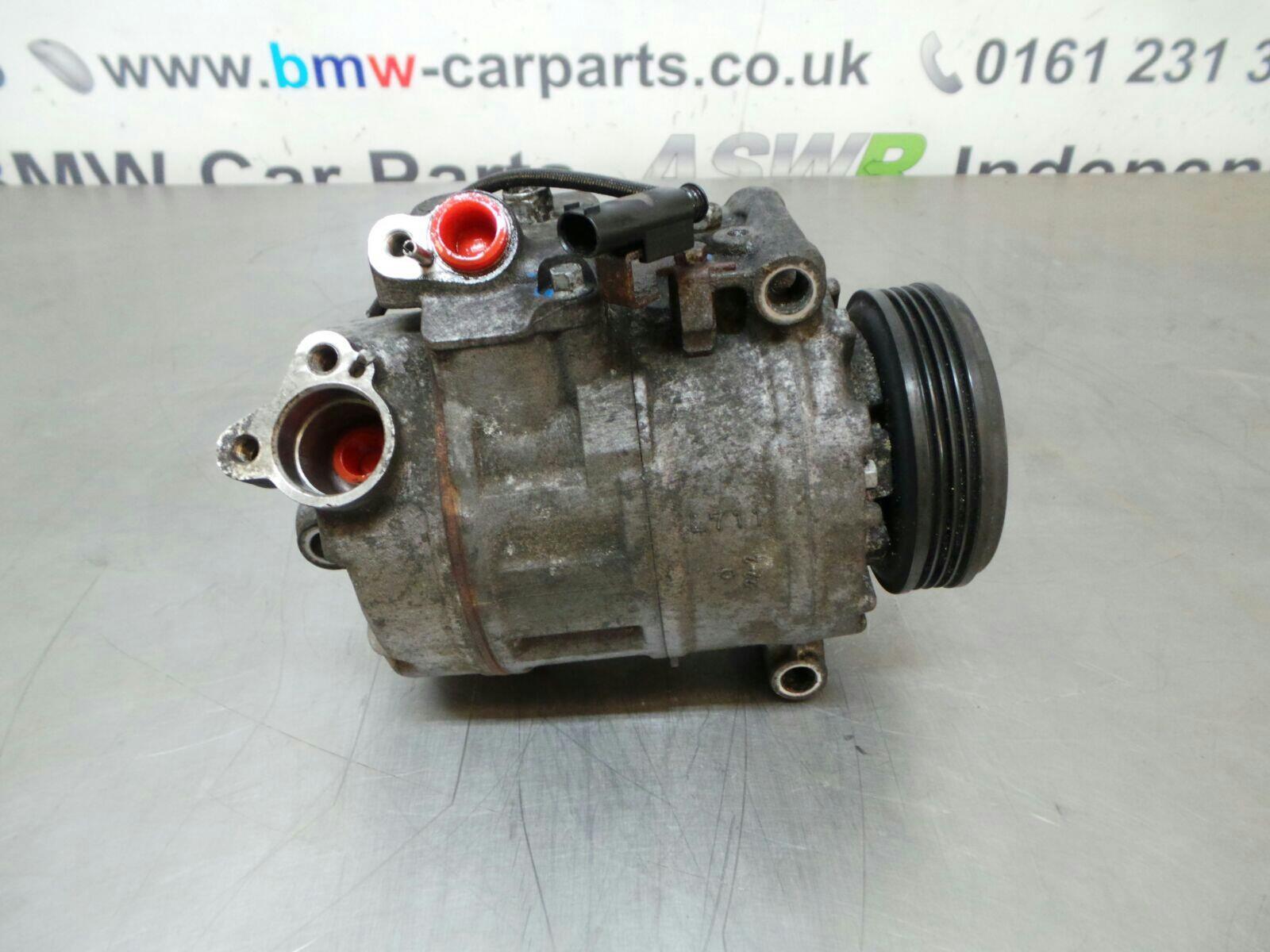 BMW E60 E65 5/7 SERIES Air Con Compressor 64509174802