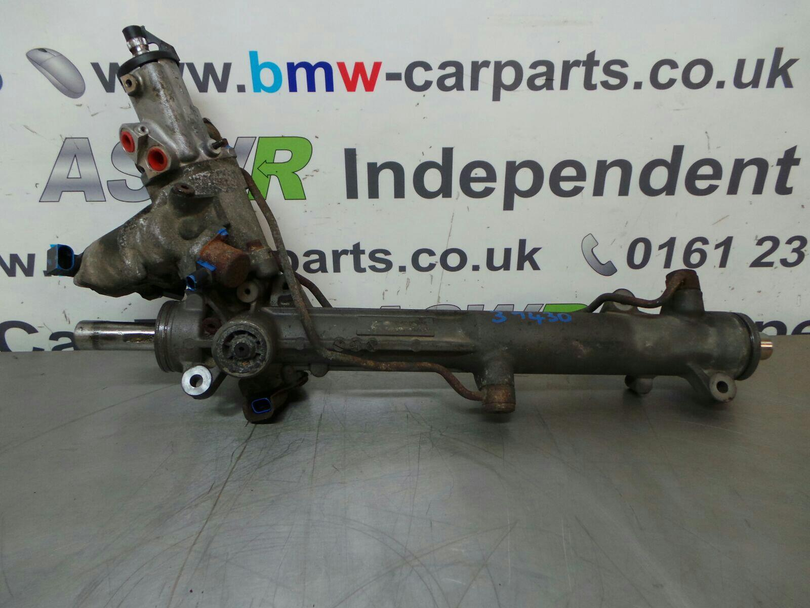BMW E60 5 SERIES Active Power Steering Rack 32106777497