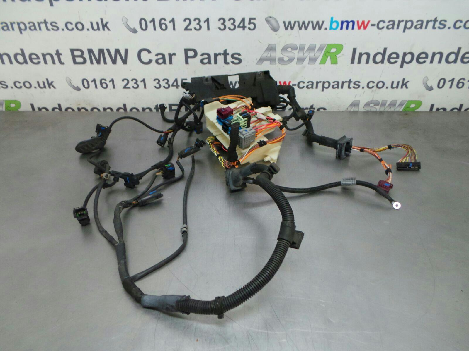 BMW E90 3 SERIES  Engine Wiring Loom 12517564408