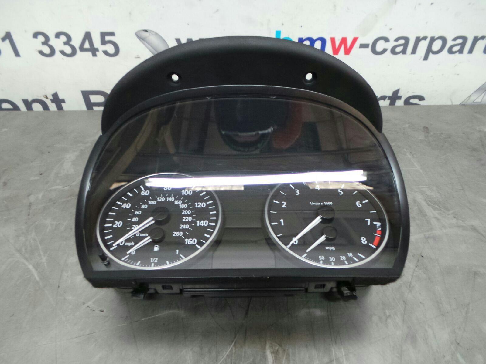 BMW E90 3 SERIES Speedo Clocks 6980289/62106980289