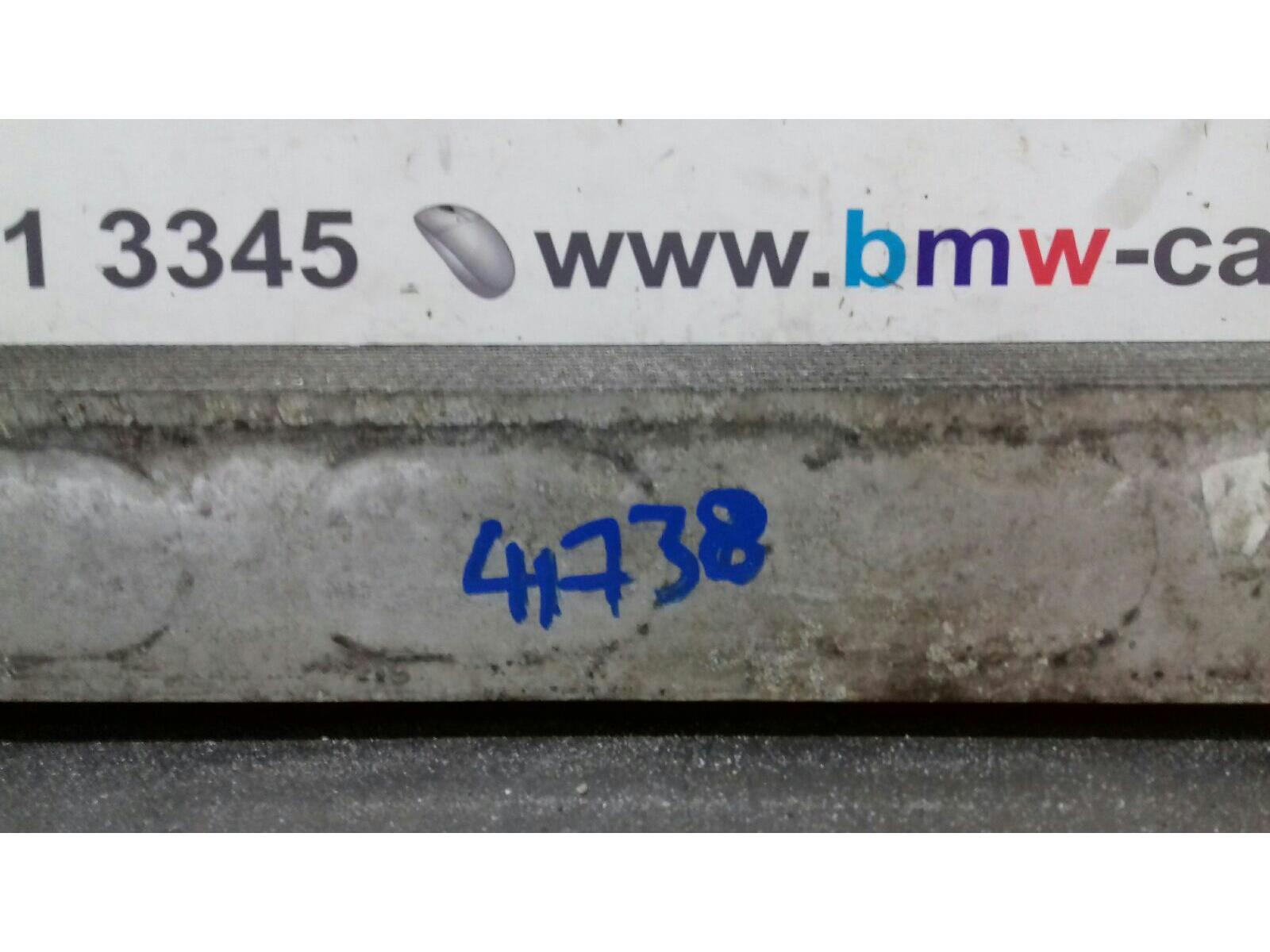 BMW E53 X5 Intercooler 17512247966 breaking for used and