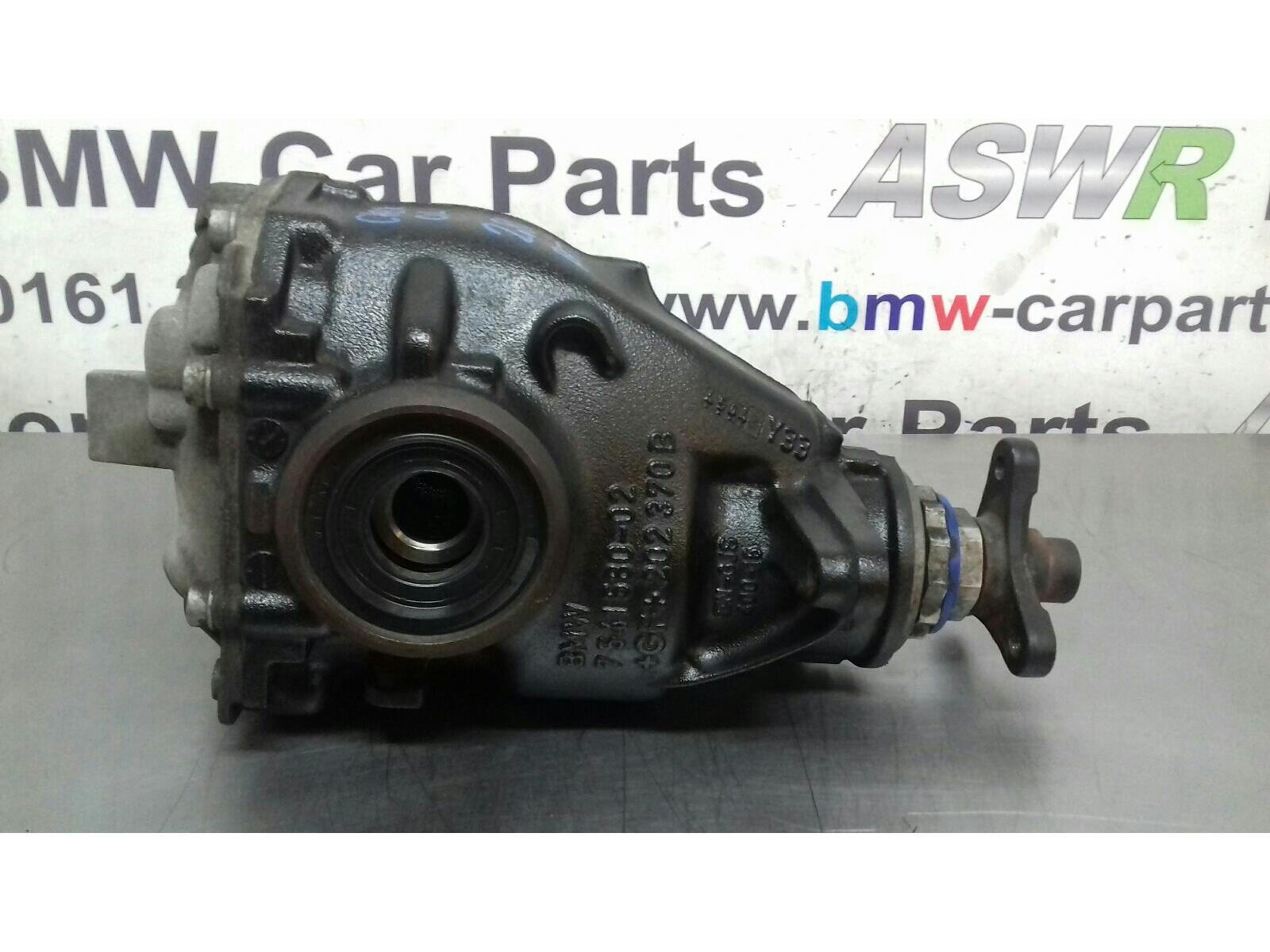 Bmw F30 3 Series Rear Diff Differential 33107605590 Breaking For