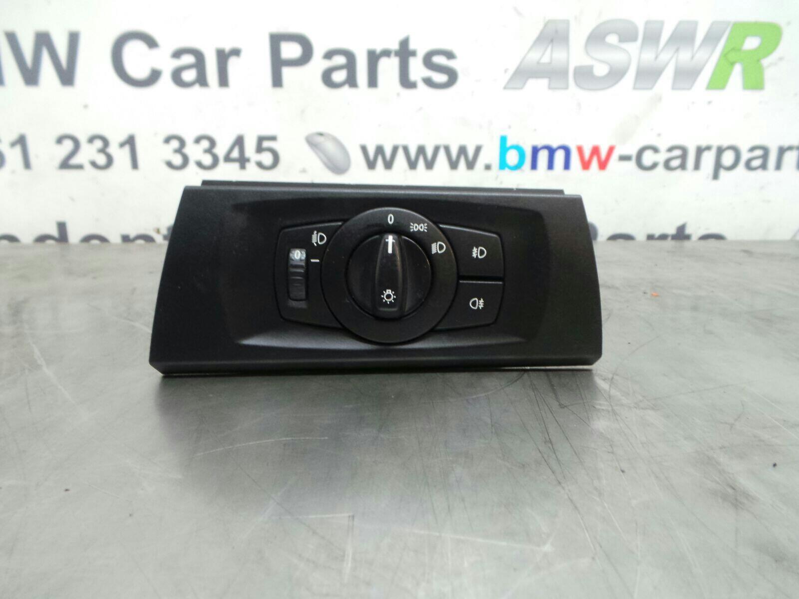 BMW E90 3 SERIES Light Switch 61316932794