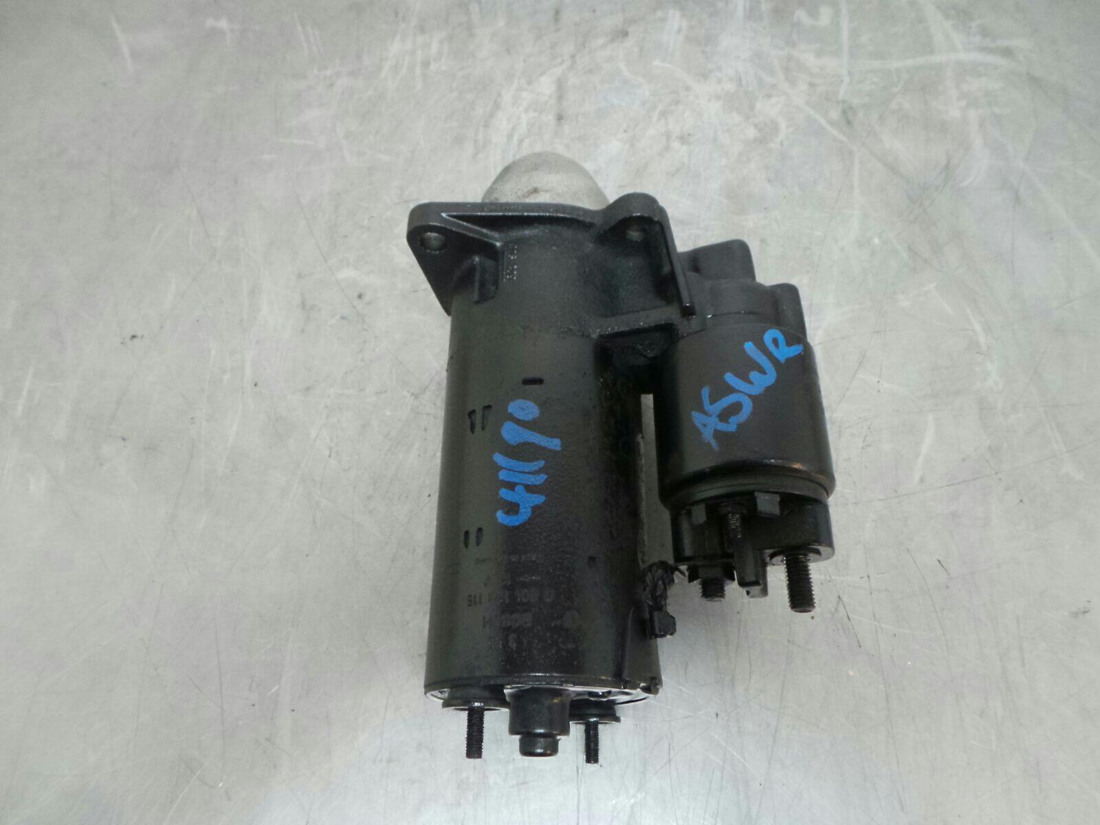 BMW E30 3 SERIES Starter Motor 12411735524