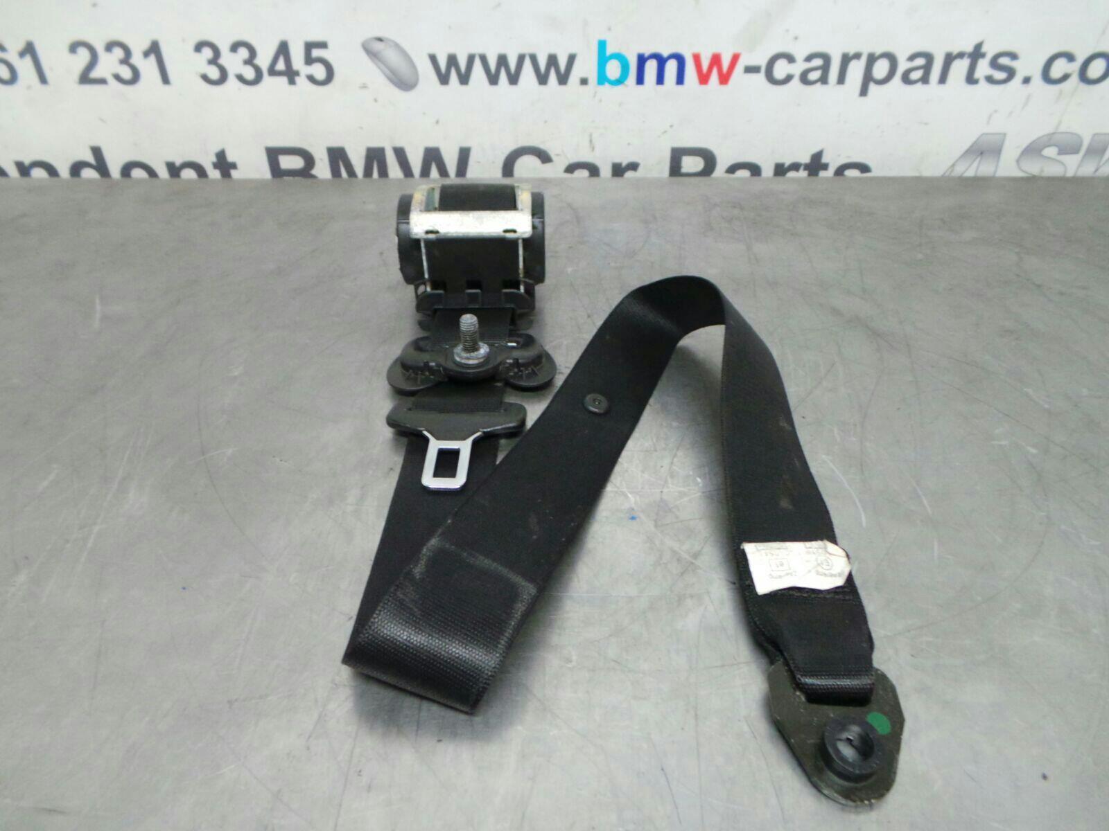 BMW E60 5 SERIES  N/S/F Seat Belt 72119110045