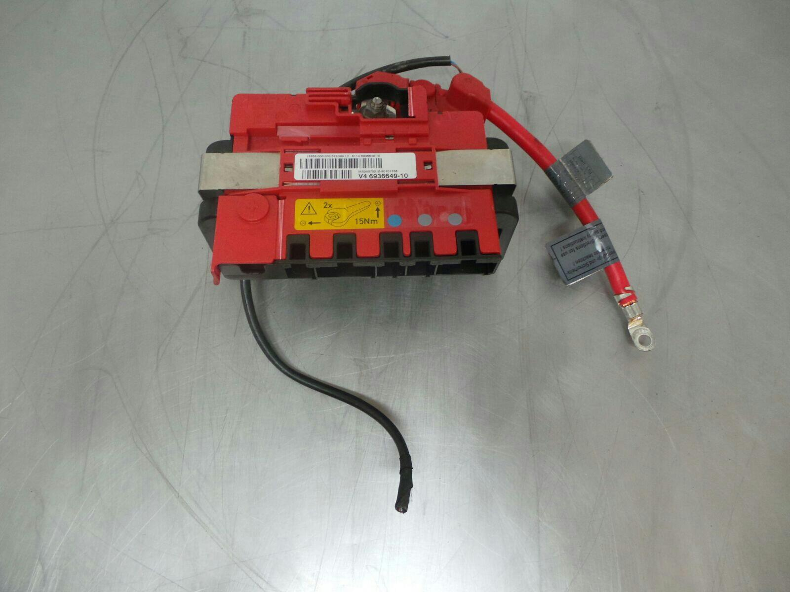 BMW E87 1 SERIES  Battery Lead Positive 61129217017/61146971370