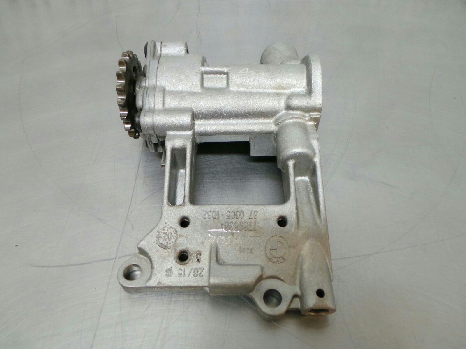 BMW E60 5 SERIES Oil Pump 11417789838