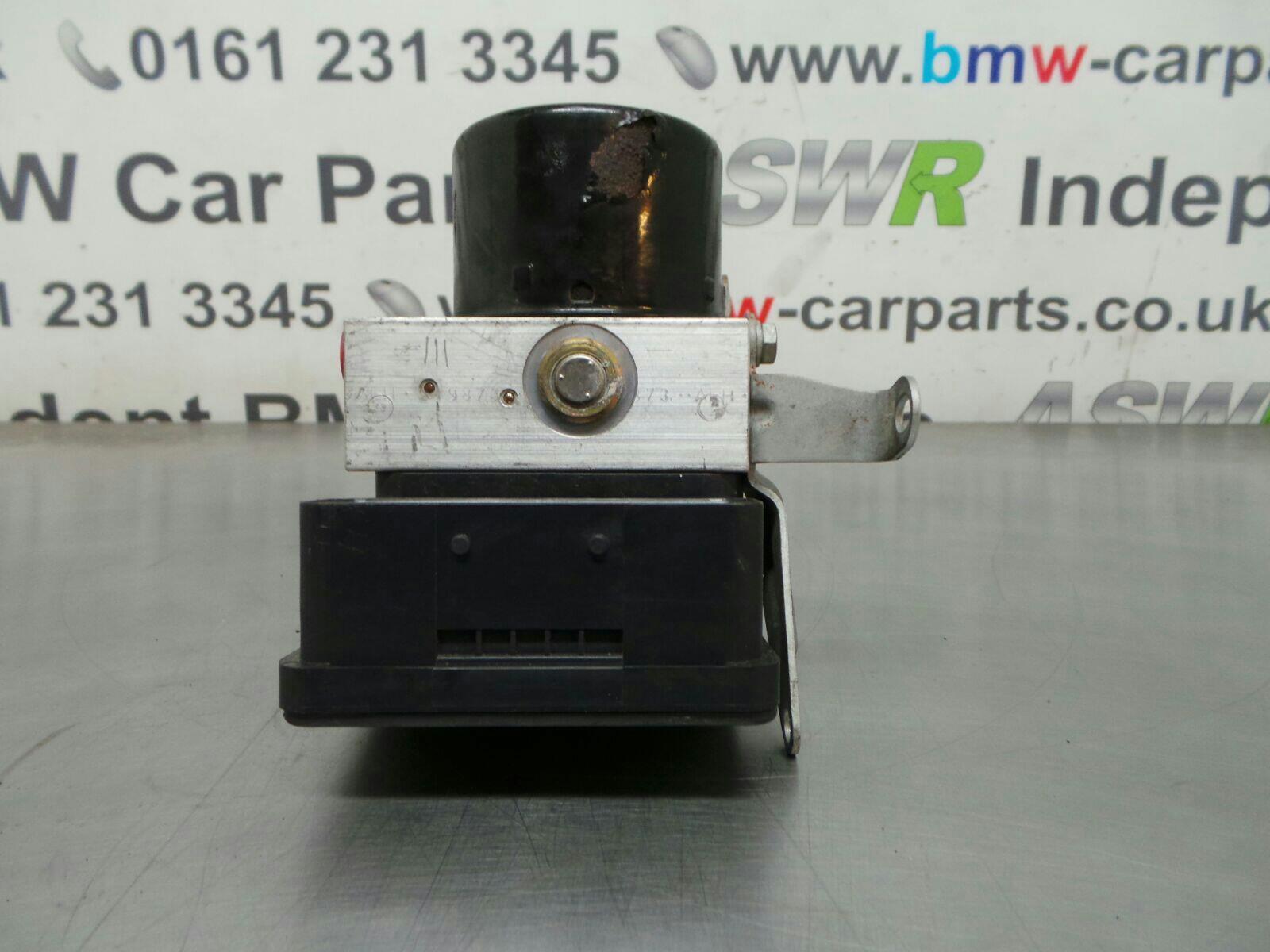 BMW E90 3 SERIES MANUAL ABS Pump & Modulator 34526769779