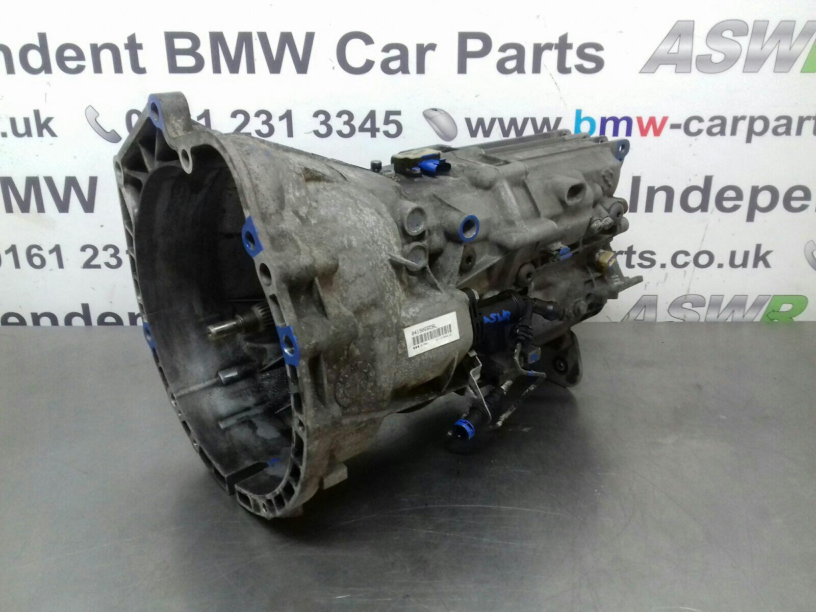BMW E87 E90 1/3 SERIES Manual Gearbox 23007626315 breaking for used