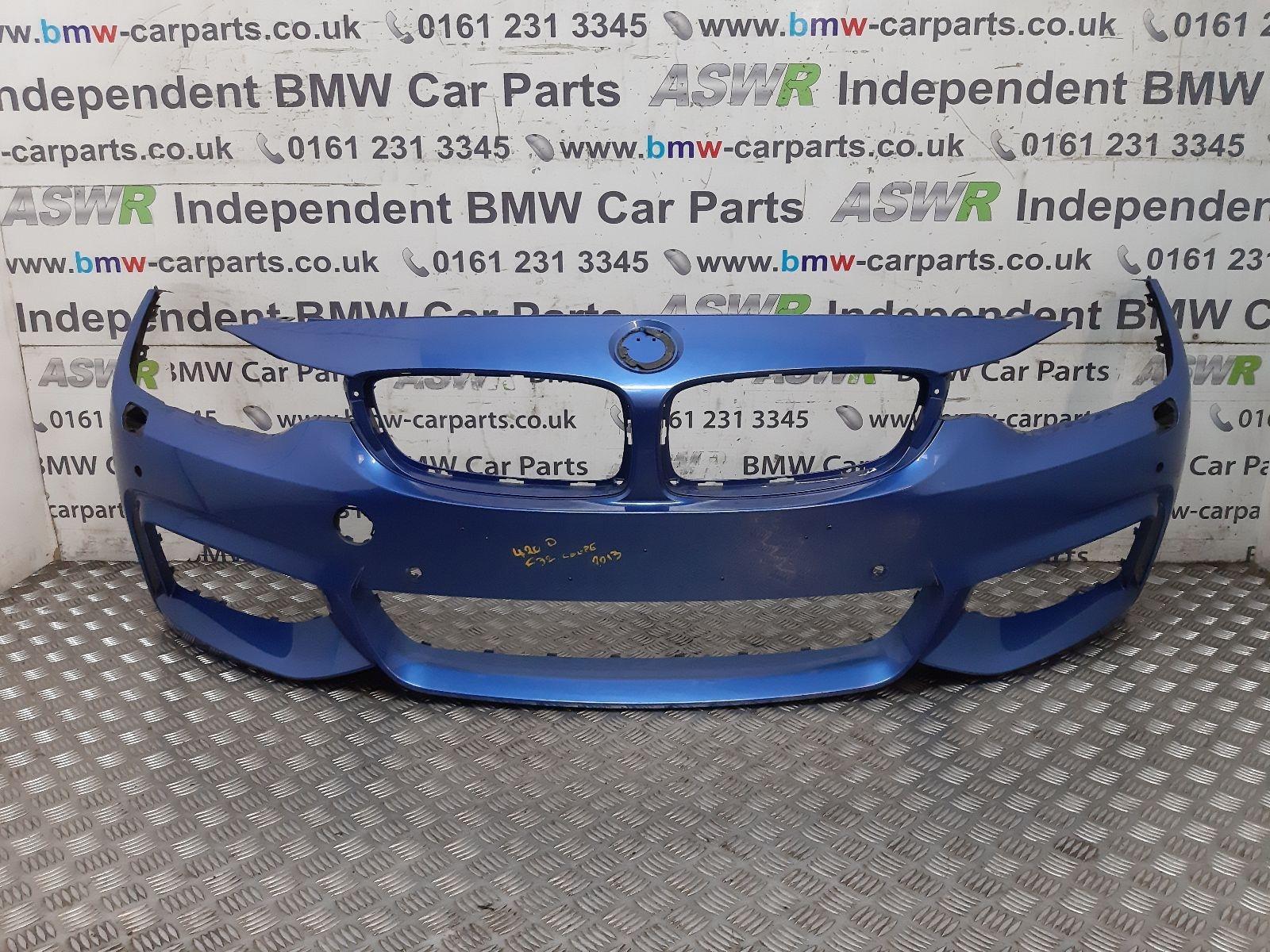 BMW F32 F33 4 SERIES M Sport Front Bumper 51118061919