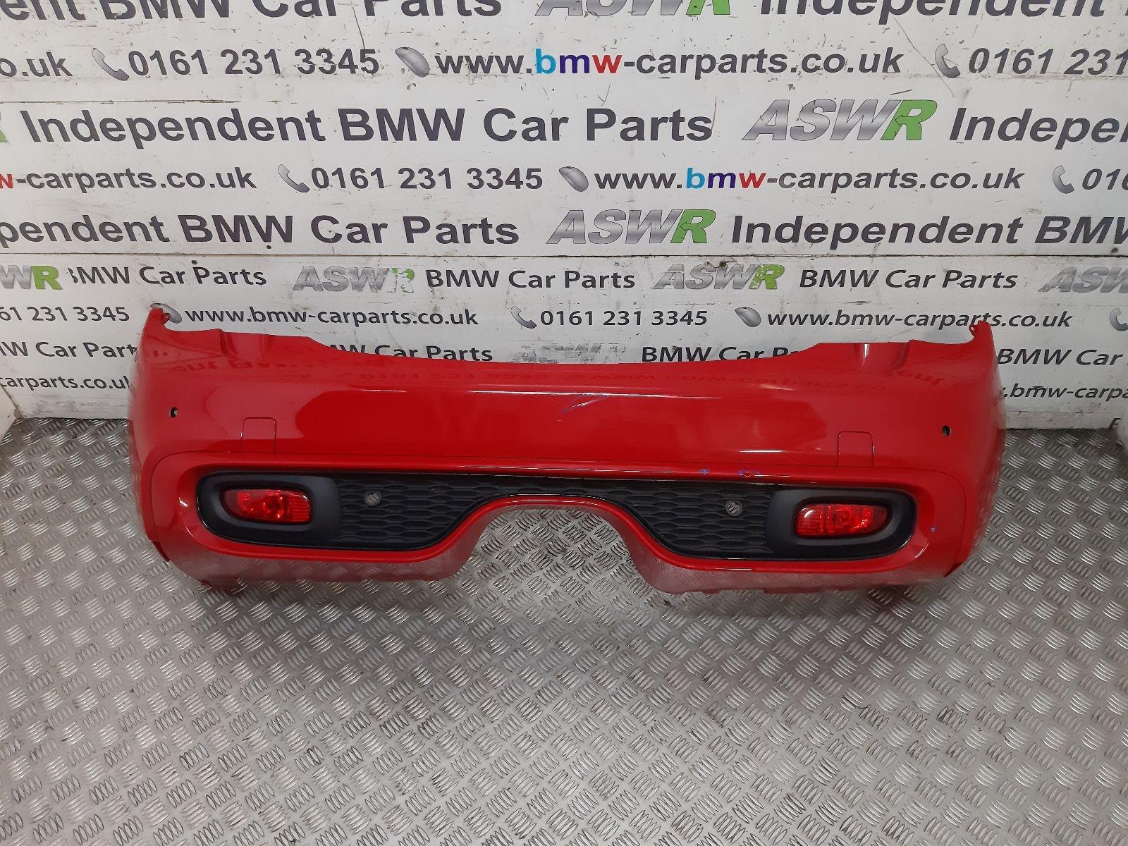 MINI F55 Sport Rear Bumper 51127380036