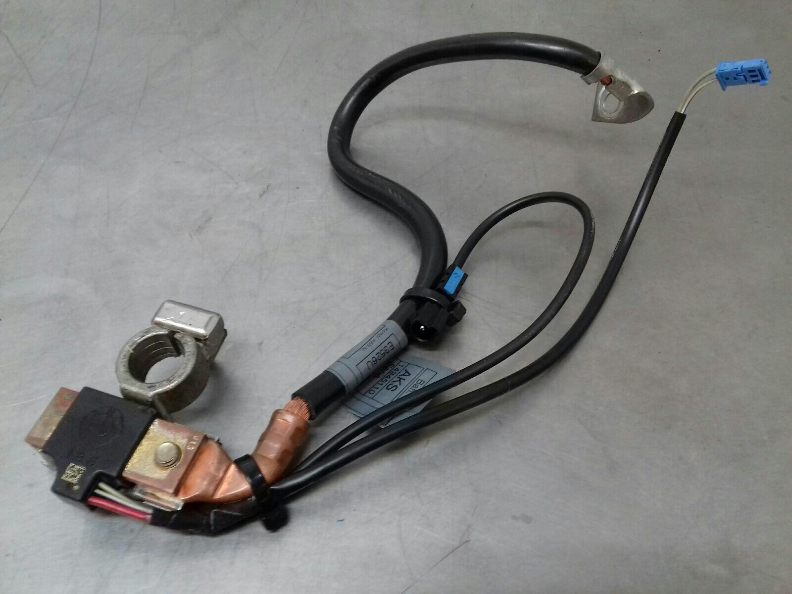 BMW E60 5 SERIES Battery Lead Negative (IBS) 61129132249