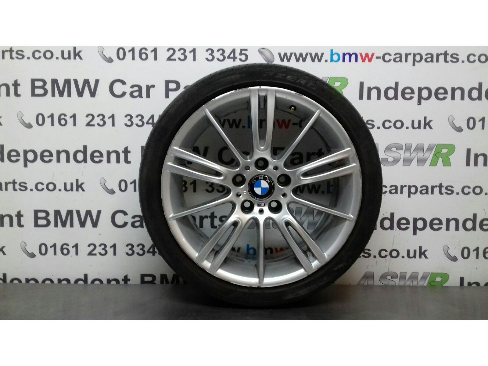 BMW E90 3 SERIES MV3 18 INCH Rear Alloy Wheel 36118036934