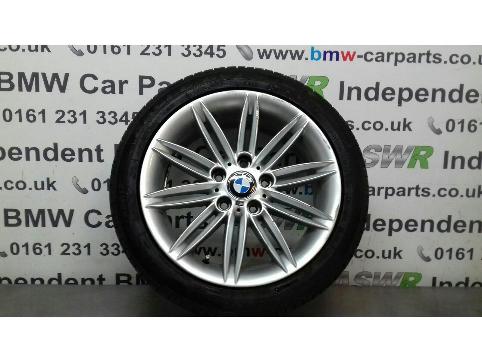 BMW 1 SERIES E87 Alloy Wheel M Double Spoke 207 36118036938
