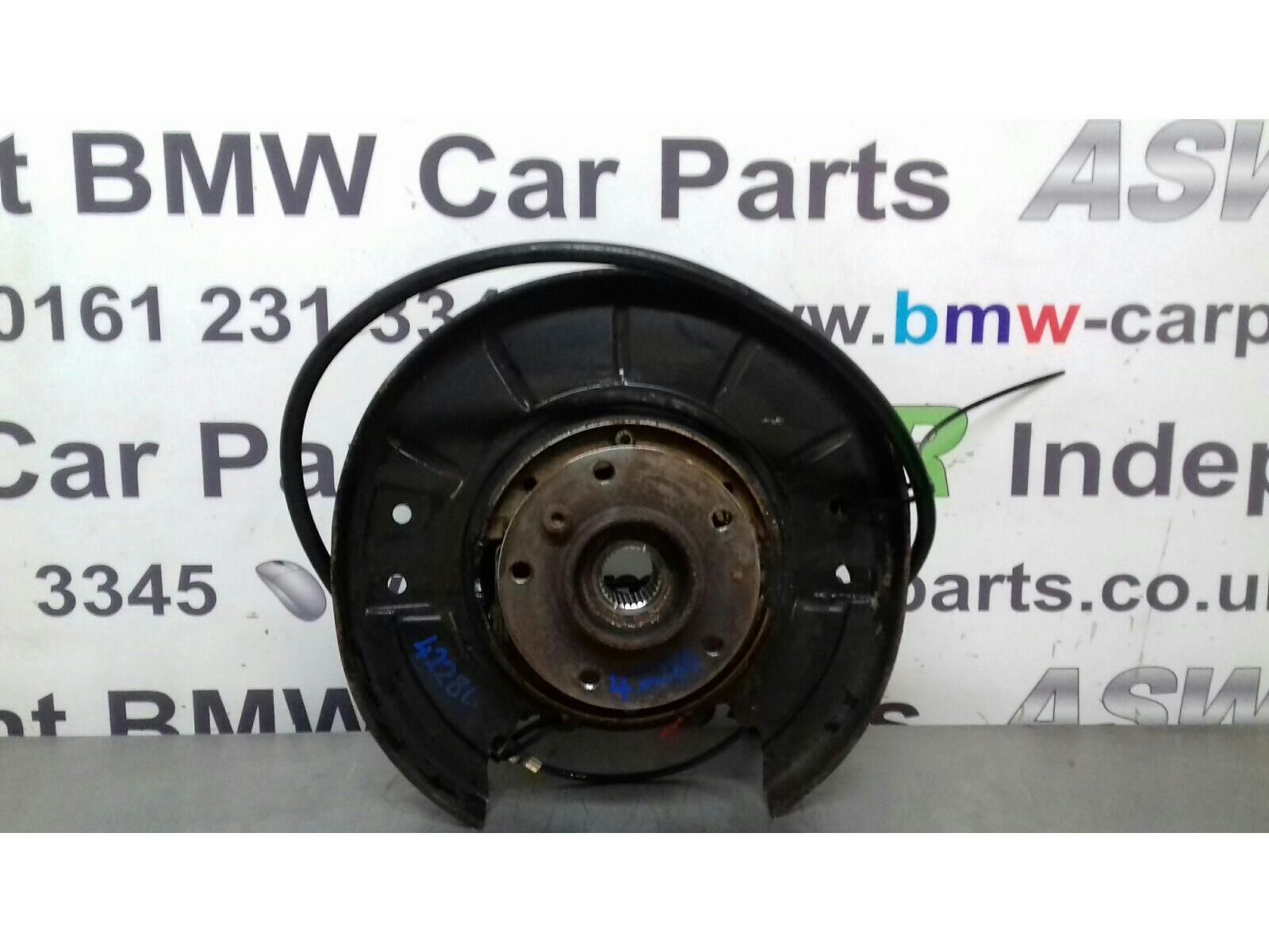 BMW E31 8 SERIES O/S Rear Hub 33321090336