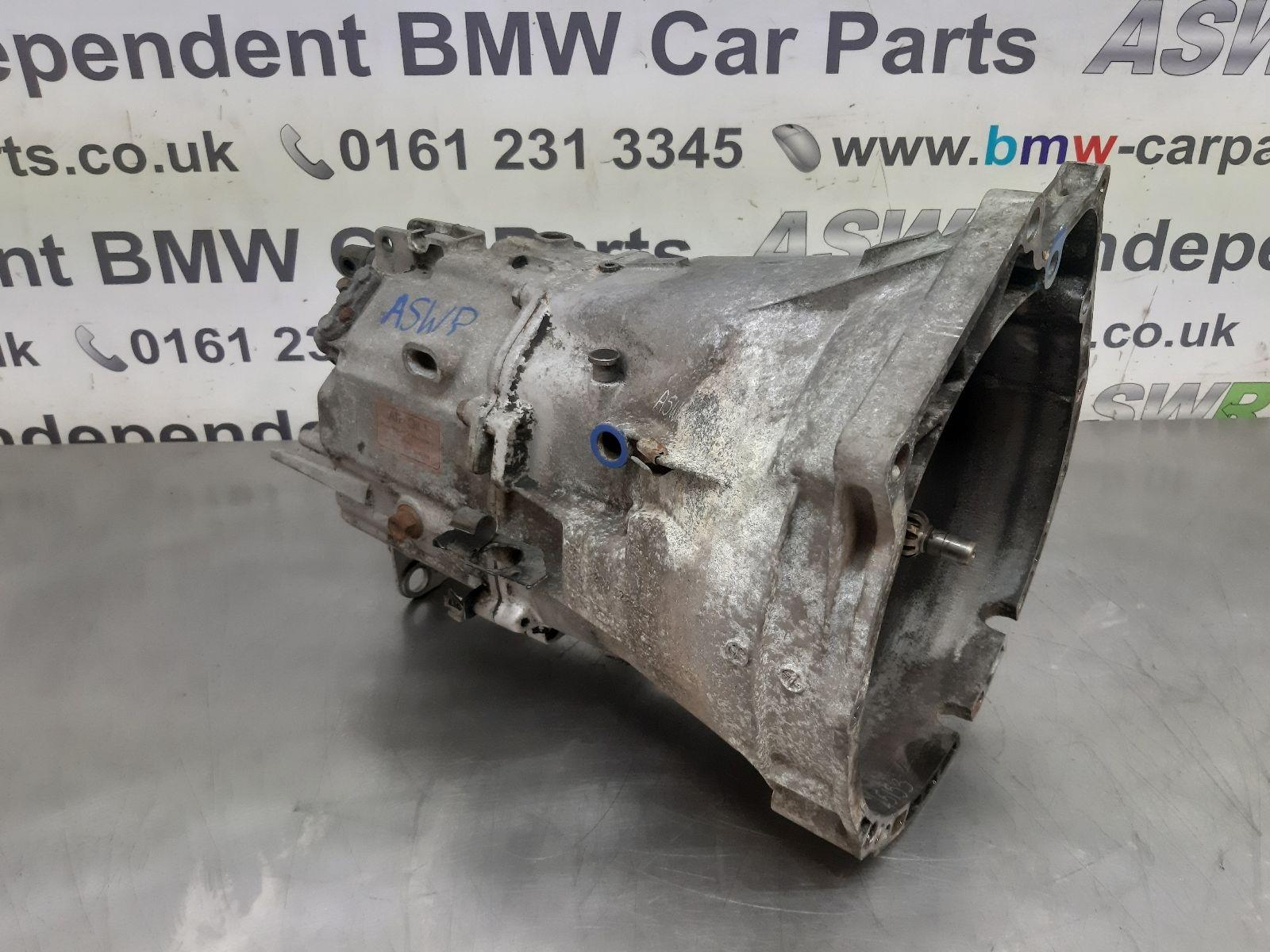 BMW E36 SERIES Manual Gearbox 23007505600 breaking for used and