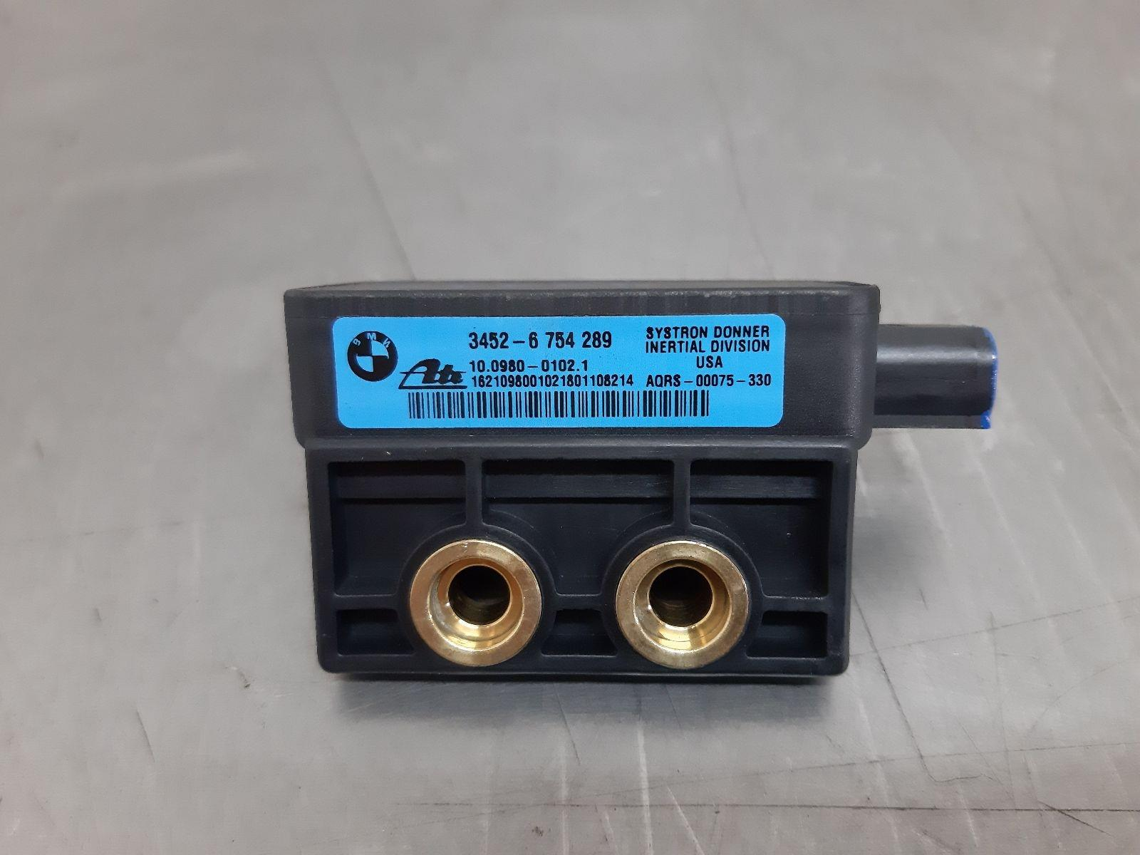 BMW E46 M3 DSC Speed Sensor Cluster 34526754289 breaking for