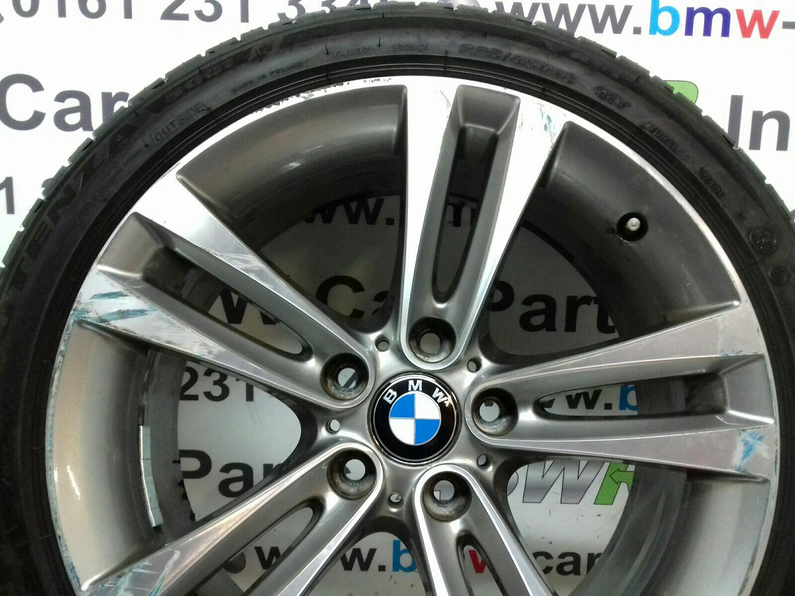 BMW F30 F31 3 SERIES 18 INCH Alloy Wheel 36116796247