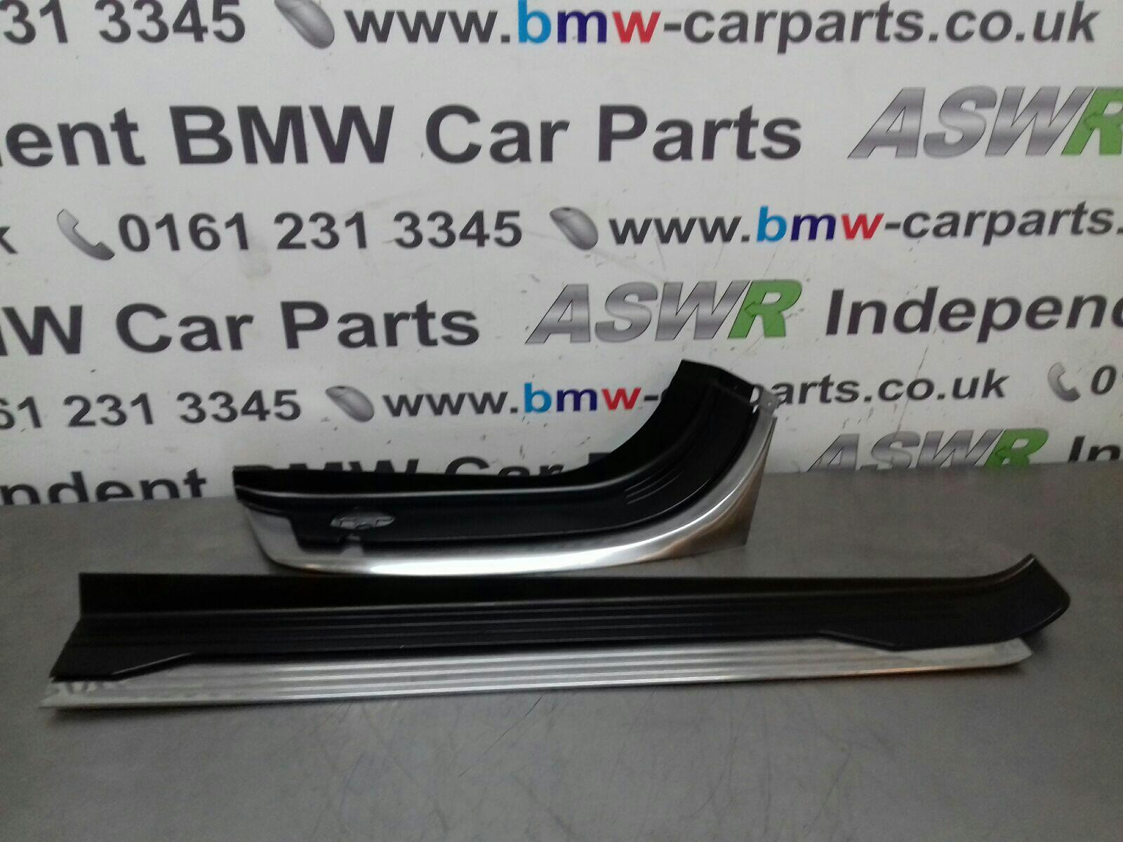 BMW E31 8 SERIES O/S Kick Trim 8128974/8128980