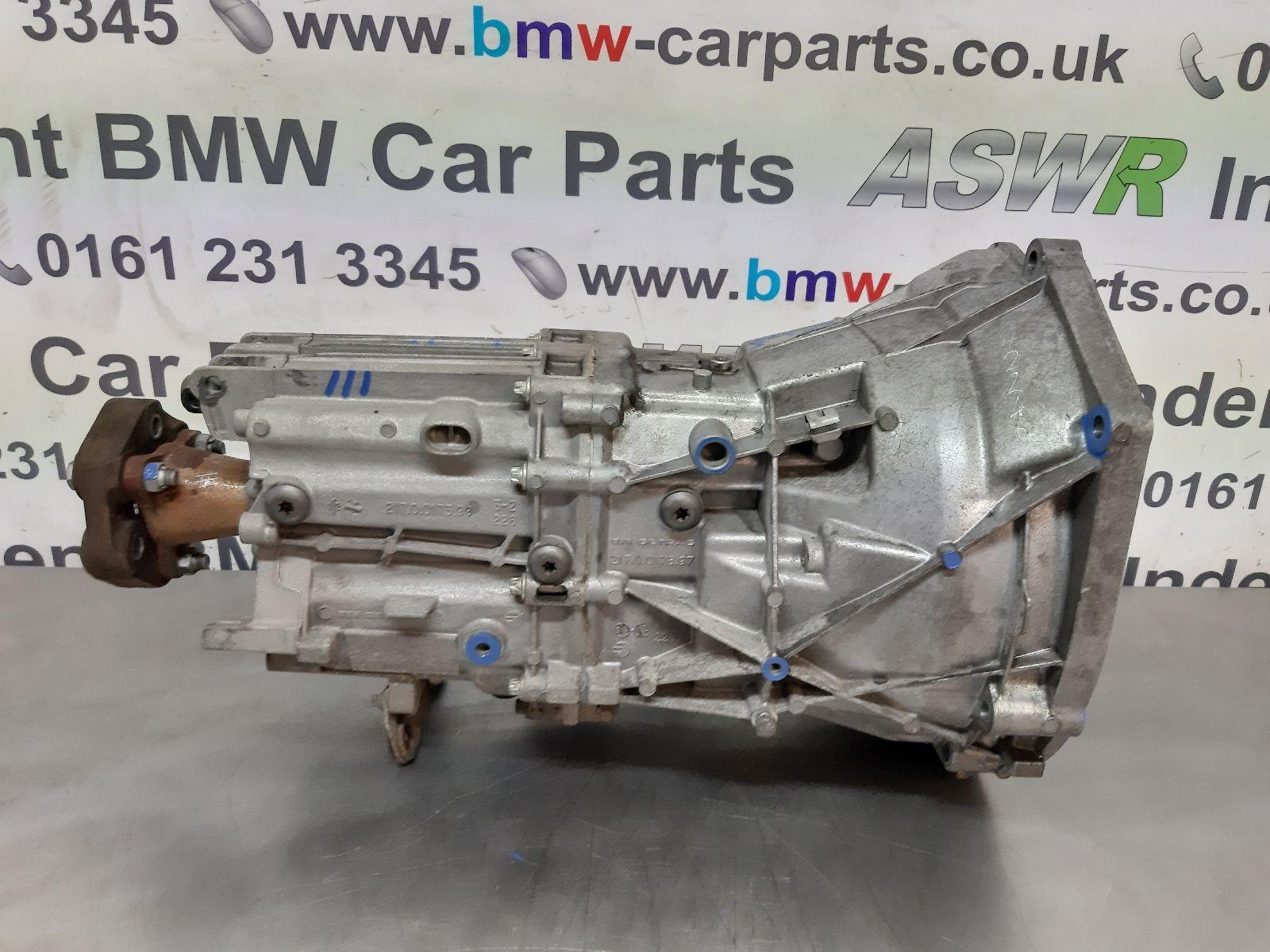 BMW E90 E60 3/5 SERIES Manual Gearbox 23007626309 breaking
