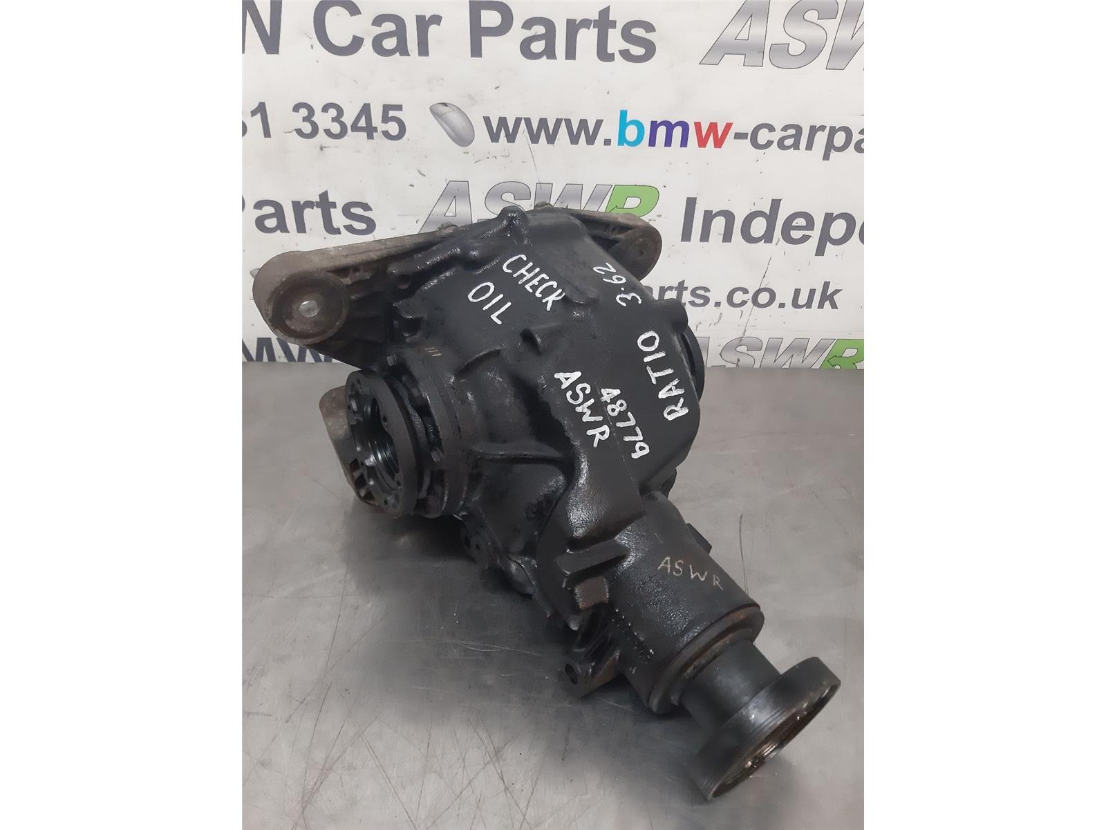 BMW 3 SERIES E46 M3 Rear Diff/Differential 33102282480