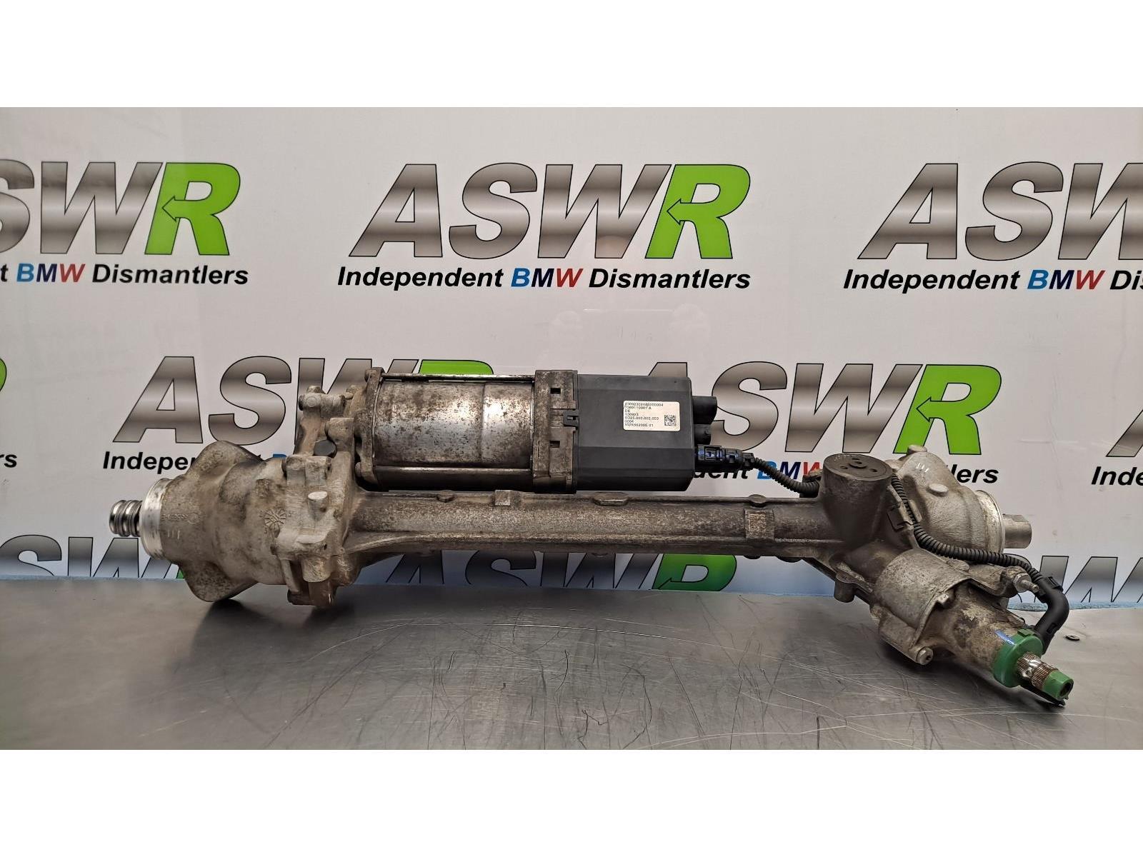 BMW F25 X3 Electric Power Steering Rack 32106889090 3 Month Warranty