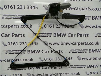 BMW X5 E53  N/S/F Window Lifter/Mechanism 51338254911