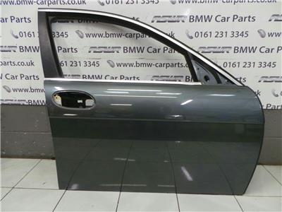 BMW E65 7 SERIES  O/S Front Door 41517202082