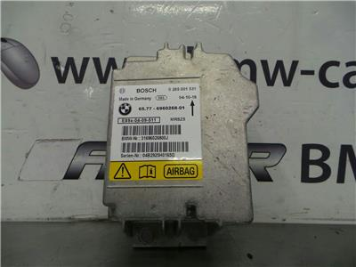 BMW E87 1 SERIES  Airbag ECU 65776960268