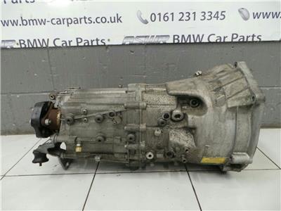 BMW E87 E90 1/3 Series Manual Gearbox 23007540341