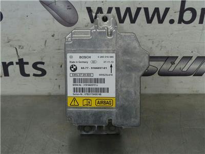BMW E82 1 SERIES  Airbag ECU 65779166057