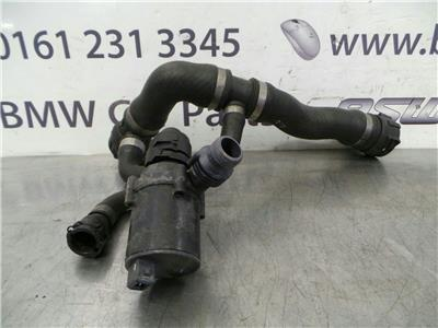 BMW E60 5 SERIES Top Hose 17127519255