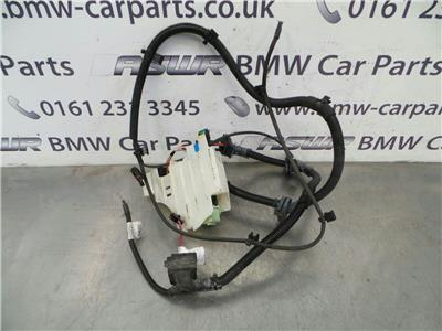 BMW F11 5 SERIES  Manual Gearbox Loom 12518513823