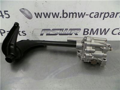 BMW E60 5 SERIES Oil Pump 11417516396
