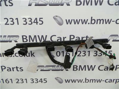 BMW E36/7 Z SERIES Ignition Coil Wiring 12517502730