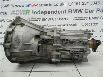 BMW E60 5 SERIES Manual Gearbox 23007561767