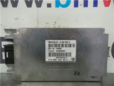 BMW E66 7 SERIES  Voice Control Module 84416960803