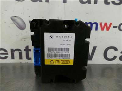 BMW E46 3 SERIES  Rollover Airbag Module 67916918515