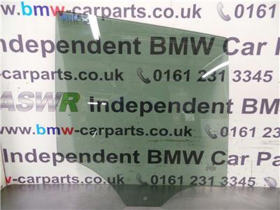 BMW X3  O/S/R Door Glass 51333332312
