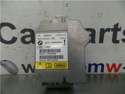 BMW E87 1 SERIES  Airbag ECU 65776949789