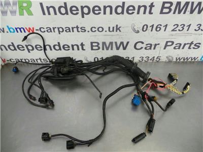 BMW E60 5 SERIES Engine Wiring Loom 12517557821
