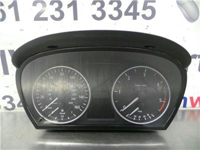 BMW 3 SERIES Speedo Clocks