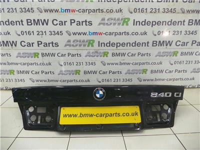BMW E31 8 SERIES Boot Lid/Tailgate 41628108219