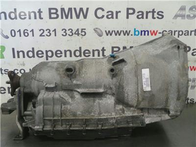 BMW E60 5 SERIES Automatic Gearbox 24007535009