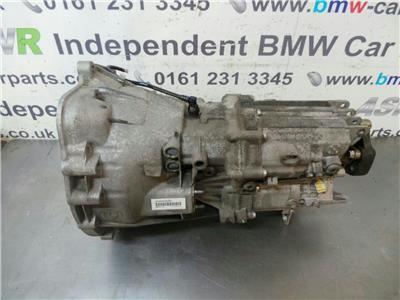 BMW E85 Z SERIES Manual Gearbox 23007629518