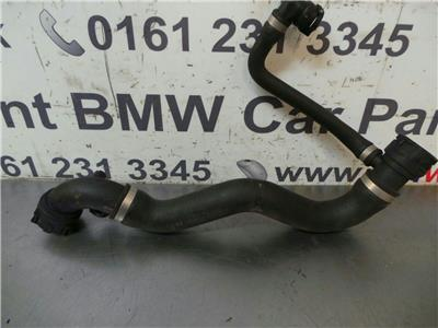 BMW E85 Z4 N46 Top Radiator Hose 17127541062
