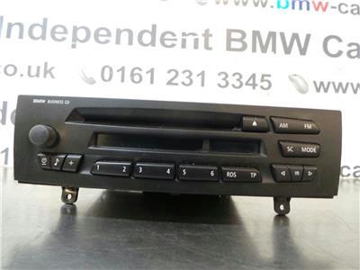 BMW E87 1 SERIES  Radio/Head Unit 6975011/9133335