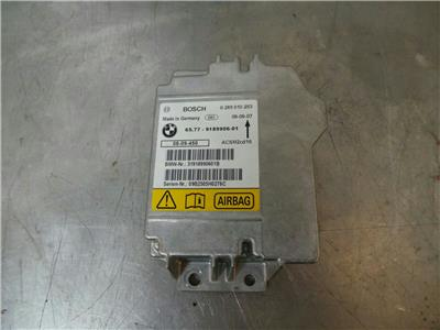 BMW E88 1 SERIES  Airbag ECU 65779189906